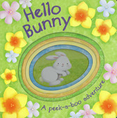 Hello Bunny (Board Book)