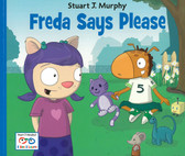 Freda Says Please: I See I Learn (Paperback)