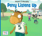 Percy Listens Up: I See I Learn (Paperback)