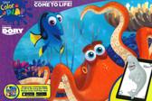 Finding Dory: Giant Coloring & Activity Book (Paperback)