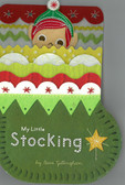 My Little Stocking (Board Book)