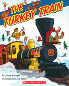 The Turkey Train (Paperback)