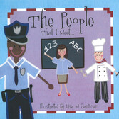 The People That I Meet (Board Book)