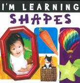 I'm Learning Shapes (Board Book)
