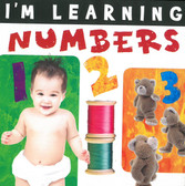 I'm Learning Numbers (Board Book)