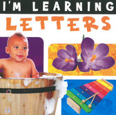 I'm Learning Letters (Board Book)