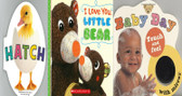 My First Touch & Feel Books:  Set of 3
