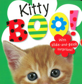 Kitty Boo!: Slide-and-Peek (Board Book)