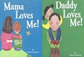 Mama & Daddy Set of 2