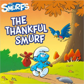 The Thankful Smurf (Paperback)