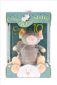 Count to 10 With A Mouse: Margaret Wise Brown (Hardcover w/Plush)