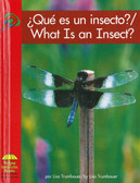 What is an Insect?/Â¿Que es un Insecto? (Bilingual Hardcover)