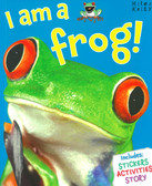 I am a Frog! (Paperback with Mask)