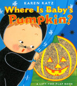 Where is Baby's Pumpkin: Lift-a-Flap (Board Book)
