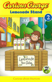 Curious George Lemonade Stand: Level 2 (Paperback)