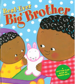 Best-Ever Big Brother: Karen Katz Lift-a-Flap (Hardcover)