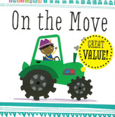On The Move: Babytown (Padded Board Book)
