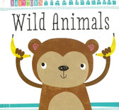 Wild Animals: Babytown (Board Book)