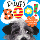Puppy Boo!: Slide-and-Peek (Board Book)