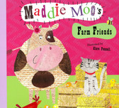 Maddie Moo's Farm Friends  (Big Paperback)
