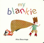 My Blankie (Board Book)