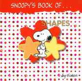 Snoopy's Book Of…  SHAPES (Board Book)