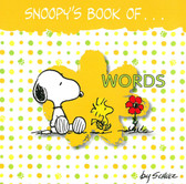 Snoopy's Book Of…  WORDS (Board Book)