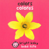 Bright Baby Colors / Colores (Board Book)