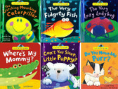My First Storybook Set of 6