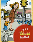 My First Values (Board Book)