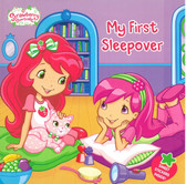 My First Sleepover: Strawberry Shortcake (Paperback)