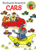 Richard Scarry's CARS (Board Book)