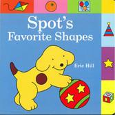 Spot's Favorite Shapes (Board Book)