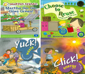 Growing Up Green Set of 4