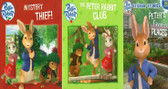 The Adventures of Peter Rabbit (BSB)- 15 Books