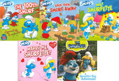 The Smurf Series (BSB)- 25 Books