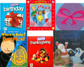Baby's Holidays: Set of 6