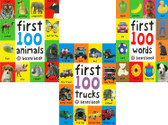 First 100... Set of 3 (Board Book)