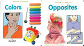 Young Signers Set of 2 (Board Book)