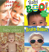 Baby's First Books: Set of 4