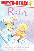 Rain: Ready To Read Level One (Paperback)