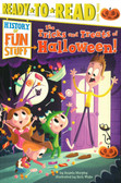 The Tricks and Treats of Halloween!: Ready To Read Level 3 (Paperback)