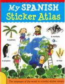 My SPANISH Sticker Atlas (Paperback)