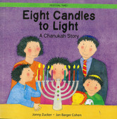 Eight Candles to Light: A Chanukah Story (Festival Time) Paperback