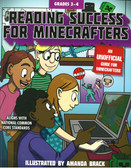 Reading Success for Minecrafters: Grades 3-4 (Paperback)