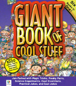 Giant Book of Cool Stuff: Spiral-Bound  (Hardcover)