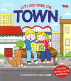 Let's Discover The Town (Paperback)
