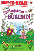 Springtime in Bugland!: Ready To Read Level One (Paperback)