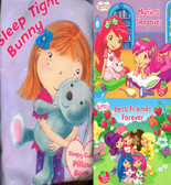 Sleepover with Strawberry Shortcake: Set of 3