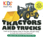 Kids Meet the Tractors And Trucks (Hardcover)